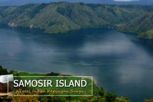 Objek Wisata Pulau Samosir